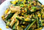 zucchini-corn-pasta-salad