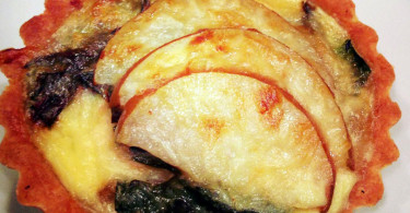 chard-pear-gruyere-tart