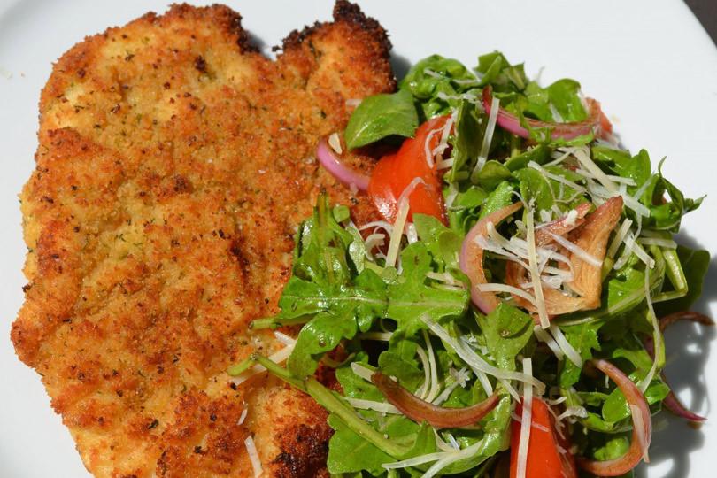 chicken-milanese