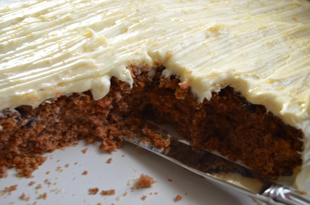 Gluten-Free Carrot Cake via @JackieOurman