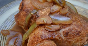 Adobo-Style Chicken