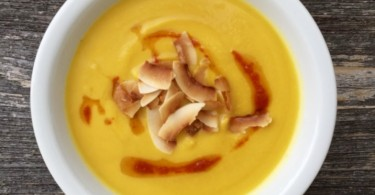 Gluten-Free Squash and Coconut Soup