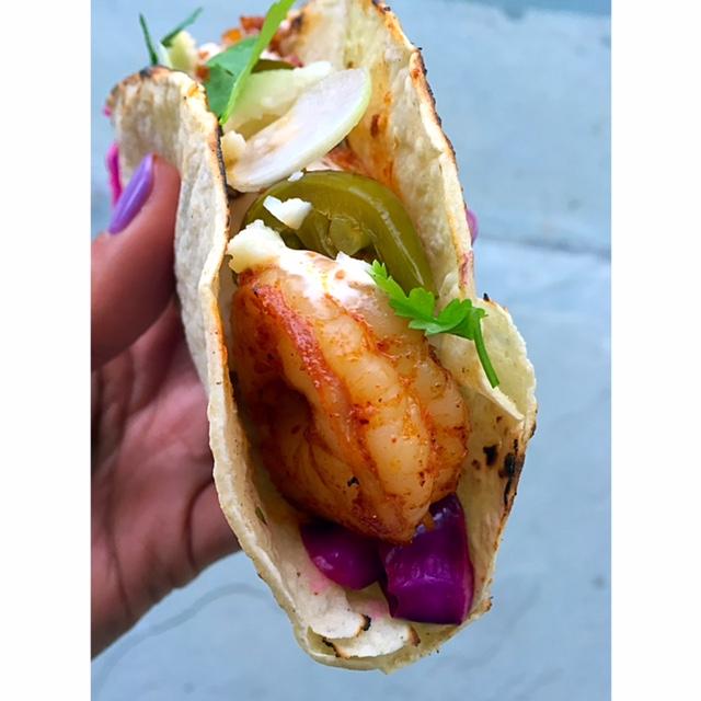 Gluten-Free Shrimp Tacos